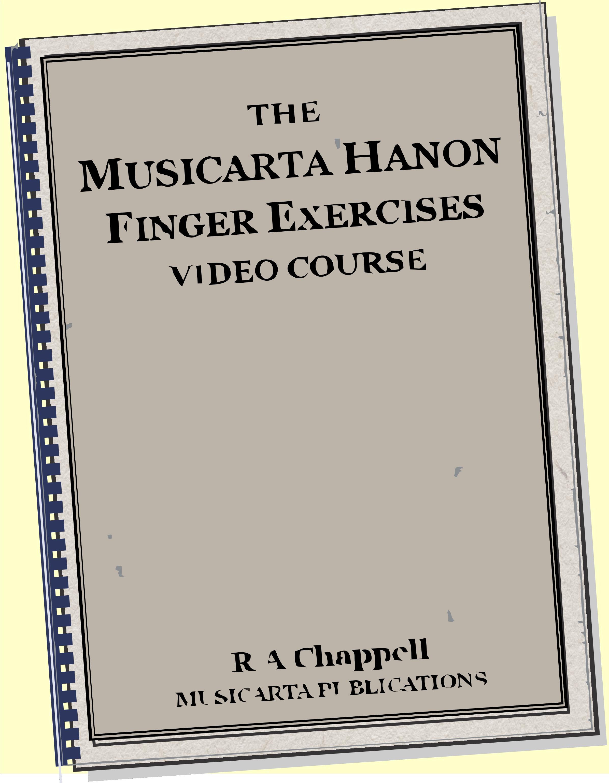 The Musicarta Hanon cover