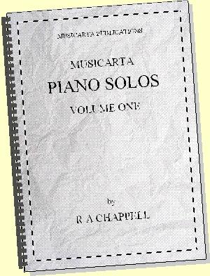 Piano Solos Vol. 1